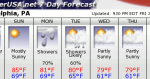 NWS - 7 Day Forecasts_Small